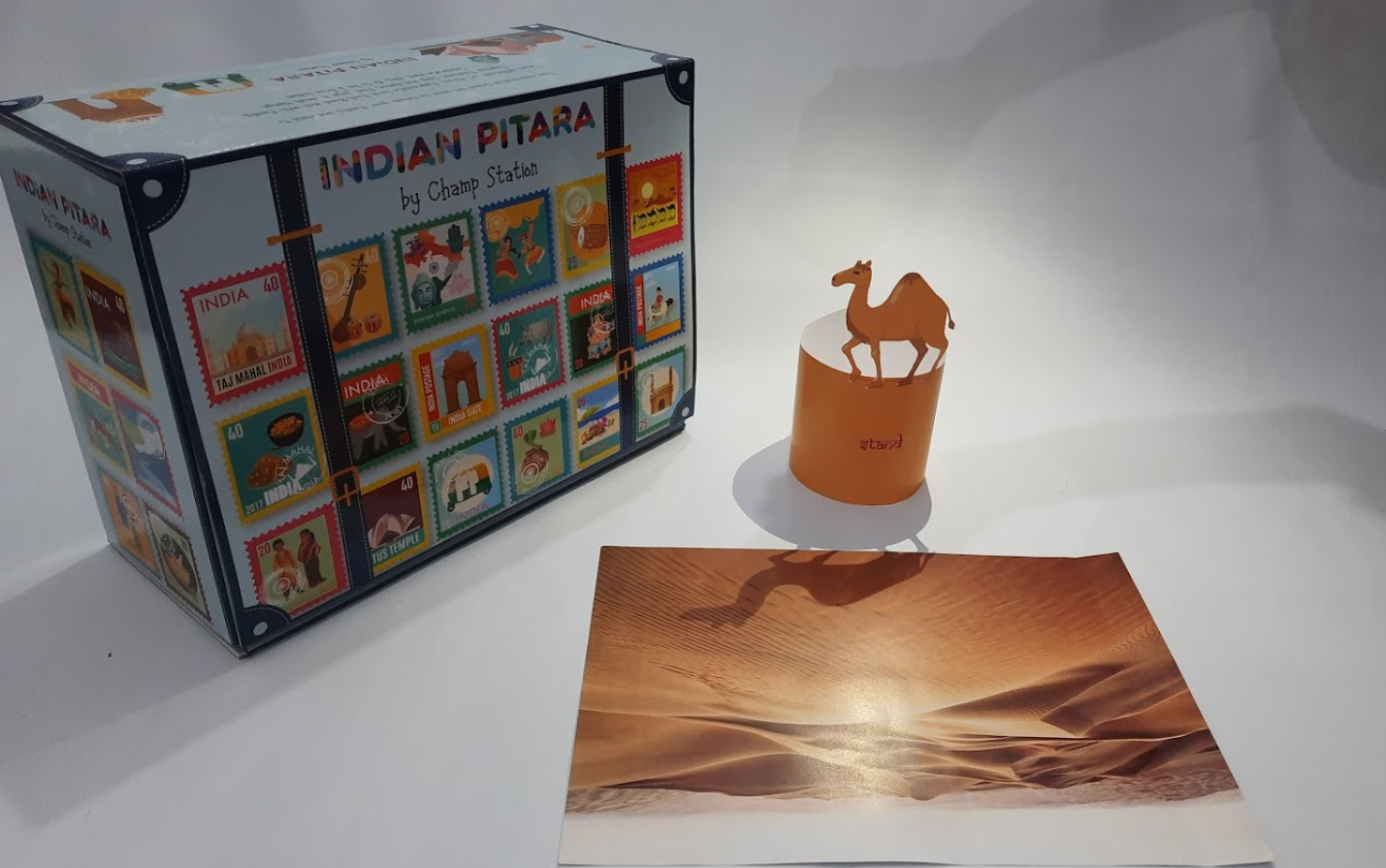 Shadow painting Activity kit for children