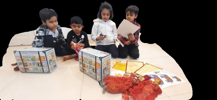 Activity Box for children