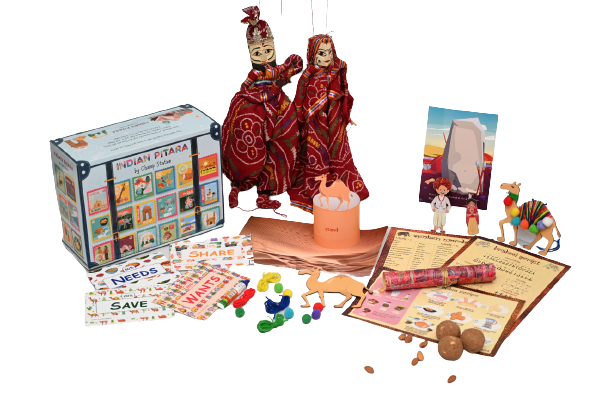 Activity box for kids